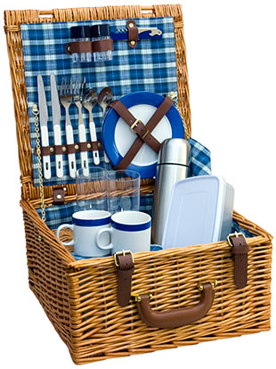Picnic basket Ascot 2 Persons